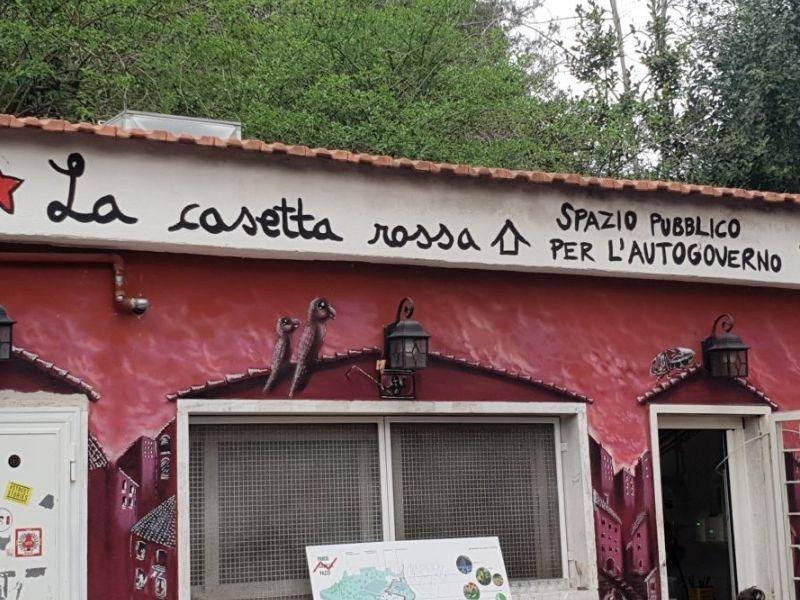 24-25-26 Giugno 2021 @Casetta Rossa – Roma